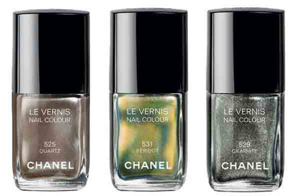 chanel nail polish 2011 in America
